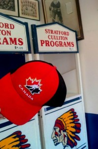Keeping quiet: officials with the Stratford Cullitons and Hockey Canada refuse to talk about an investigation into a rape scandal.
